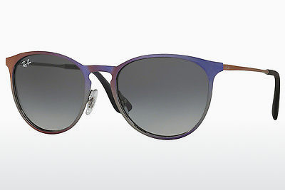 solbrille Ray-Ban RB3539 195/11 - Purpur, Violet