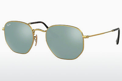 solbrille Ray-Ban RB3548N 001/30 - Gull