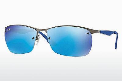 solbrille Ray-Ban RB3550 029/55 - Grå