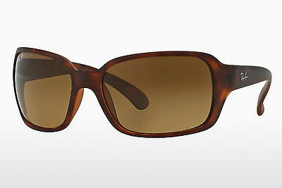 solbrille Ray-Ban RB4068 6202M2 - Brun, Havanna