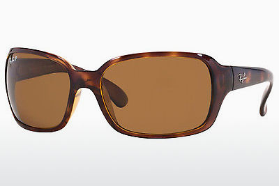 solbrille Ray-Ban RB4068 642/57 - Brun, Havanna