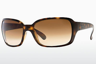 solbrille Ray-Ban RB4068 710/51 - Brun, Havanna