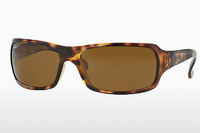 solbrille Ray-Ban RB4075 642/57 - Brun, Havanna