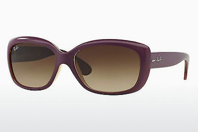 solbrille Ray-Ban JACKIE OHH (RB4101 613413) - Purpur, Violet