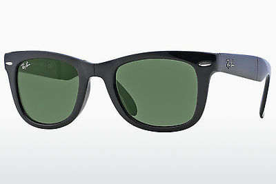 solbrille Ray-Ban FOLDING WAYFARER (RB4105 601) - Sort