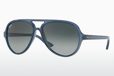 solbrille Ray-Ban CATS 5000 (RB4125 630371) - Transparent, Blå