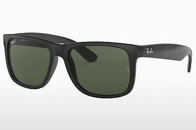 solbrille Ray-Ban JUSTIN (RB4165 601/71) - Sort