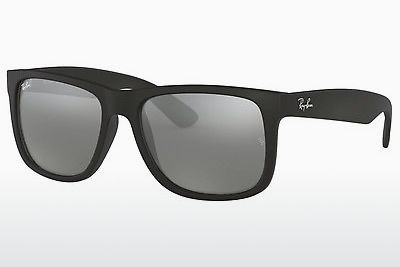 solbrille Ray-Ban JUSTIN (RB4165 622/6G) - Sort