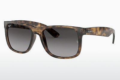 solbrille Ray-Ban JUSTIN (RB4165 710/8G) - Brun, Havanna
