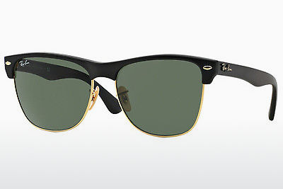 solbrille Ray-Ban CLUBMASTER OVERSIZED (RB4175 877) - Sort, Gull