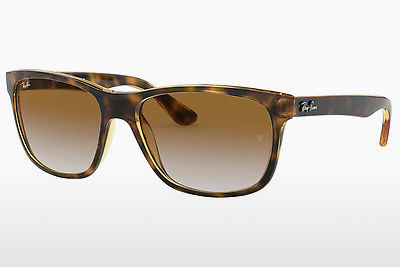 solbrille Ray-Ban RB4181 710/51 - Brun, Havanna
