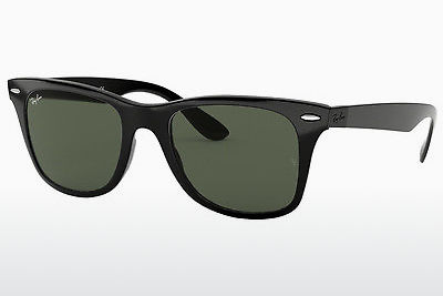 solbrille Ray-Ban WAYFARER LITEFORCE (RB4195 601/71) - Sort