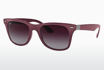 solbrille Ray-Ban WAYFARER LITEFORCE (RB4195 60874Q) - Grå, Purpur