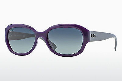 solbrille Ray-Ban RB4198 604671 - Purpur, Violet