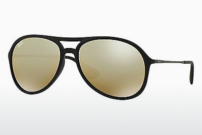 solbrille Ray-Ban ALEX (RB4201 622/5A) - Sort