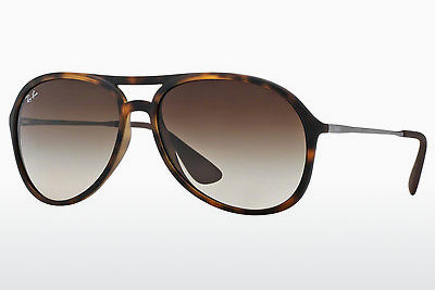 solbrille Ray-Ban ALEX (RB4201 865/13) - Brun, Havanna