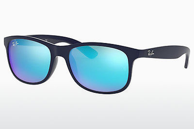 solbrille Ray-Ban ANDY (RB4202 615355) - Blå