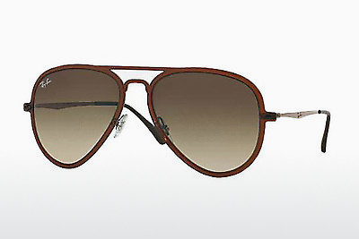 solbrille Ray-Ban RB4211 612213 - Brun