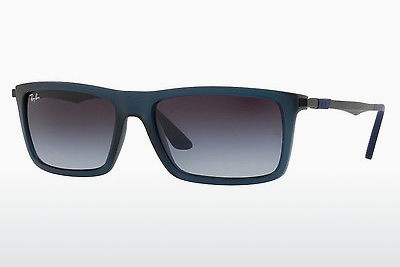 solbrille Ray-Ban RB4214 62978G - Transparent, Blå