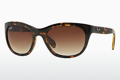 solbrille Ray-Ban RB4216 710/13 - Brun, Havanna