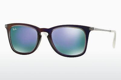solbrille Ray-Ban RB4221 61684V - Purpur
