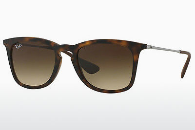 solbrille Ray-Ban RB4221 865/13 - Brun, Havanna