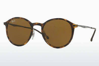 solbrille Ray-Ban RB4224 894/73 - Brun, Havanna