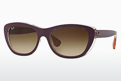 solbrille Ray-Ban RB4227 619213 - Purpur, Violet