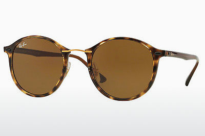 solbrille Ray-Ban RB4242 710/73 - Brun, Havanna