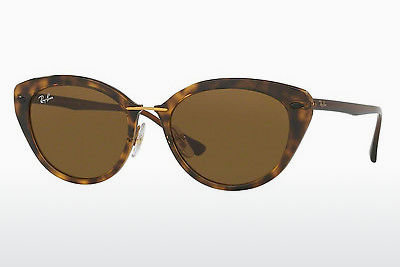 solbrille Ray-Ban RB4250 710/73 - Brun, Havanna