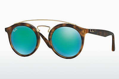 solbrille Ray-Ban RB4256 60923R - Brun, Havanna