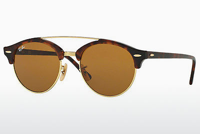 solbrille Ray-Ban RB4346 990/33 - Brun, Havanna