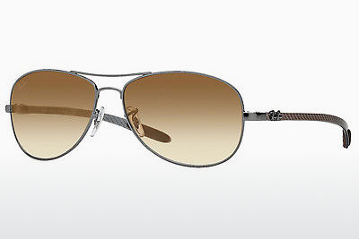 solbrille Ray-Ban RB8301 004/51 - Grå