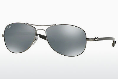 solbrille Ray-Ban RB8301 004/K6 - Grå