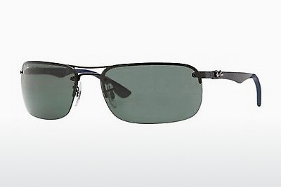 solbrille Ray-Ban CARBON FIBRE (RB8310 002/71) - Sort