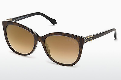 solbrille Roberto Cavalli RC872S 57G - Horn, Shiny