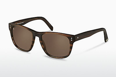 solbrille Rocco by Rodenstock RR307 D - Brun