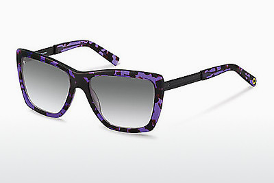 solbrille Rocco by Rodenstock RR320 C - Purpur, Brun, Havanna