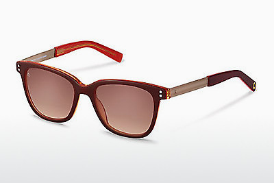 solbrille Rocco by Rodenstock RR321 C - Rød