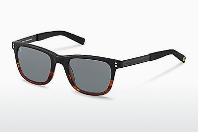 solbrille Rocco by Rodenstock RR322 D - Sort, Oransje