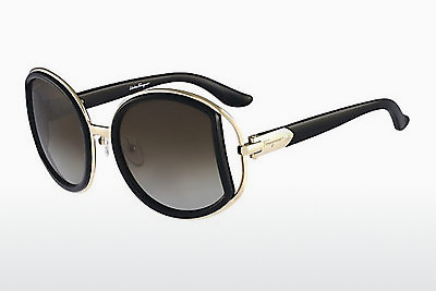 solbrille Salvatore Ferragamo SF719S 001 - Sort