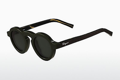 solbrille Salvatore Ferragamo SF812S 300 - Sort