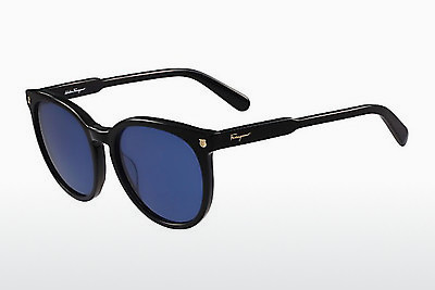 solbrille Salvatore Ferragamo SF816S 001 - Sort