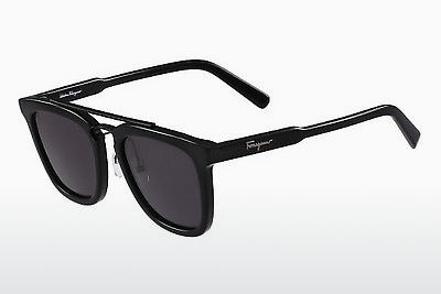 solbrille Salvatore Ferragamo SF844S 001 - Sort