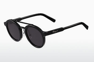 solbrille Salvatore Ferragamo SF845S 001 - Sort