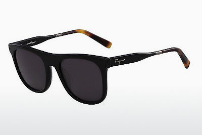 solbrille Salvatore Ferragamo SF864S 001 - Sort