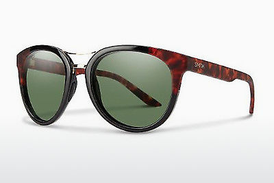solbrille Smith BRIDGETOWN WR7/L7 - Sort, Brun, Havanna