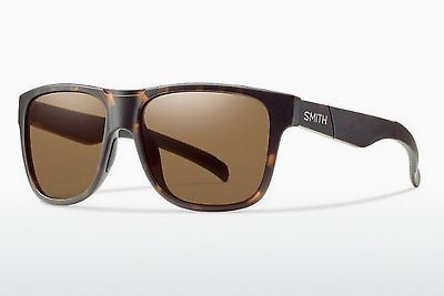 solbrille Smith LOWDOWN XL SST/UD - Havanna