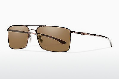 solbrille Smith OUTLIER TI/N TRF/S3 - Brun