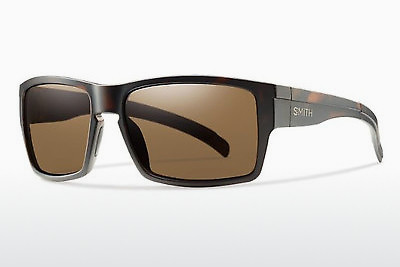solbrille Smith OUTLIER XL SST/F1 - Havanna